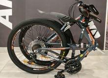 دراجات رياضيه قابله للطي ماركة اباتشي Apache عجل سياكل