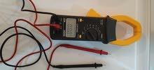 جهاز قياس كهرباء متعدد الانظمة اصلي صناعة انجليزية.