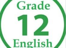 Exam preparation; Grade 12 English