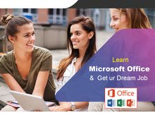 Microsoft Office Training (Word, Excel & PowerPoint)