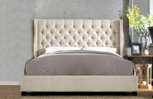 Bed in King Size without Mattress