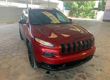 jeep Cherokee 4x4 2017 us import for sale