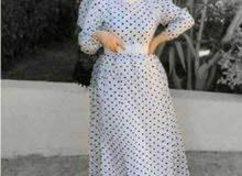 فستان تل تحفة