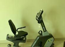 جهاز الدراجة للياقة البدنية