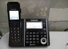 تلفون باناسونك Panasonic سماعه لا سلكيه