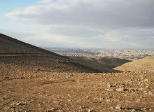 أراضي للبيع شرق عمان (شارع المية)   وادي العش