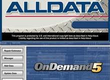 برامج عالمية متخصصة ومساعدة في صيانة و تشخيص أعطال السيارات لمعظم الموديلات ALLDATA / Mitchell1