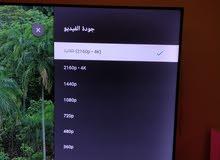 شاشة 55 4k