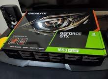 MSI Gaming GeForce GTX 1650 128-Bit HDMI/DP/DVI 4GB GDRR6 Graphics card