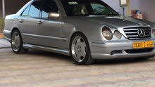 Best price! Mercedes Benz E55 AMG 2001 for sale