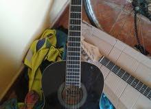 جيتار كلاسيك وجيتار كهربائي