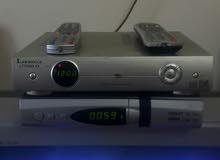 ريسيفرات عدد 2 + تلفزيون بسعر مغري