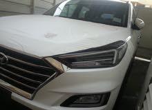 White Hyundai Tucson 2019 for sale