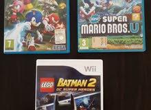 دسكات لعبة Wii