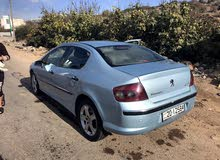 Peugeot 407 2005 For sale - Silver color