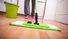 اعمال التنظيف ومكافحة الحشرات
