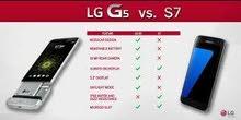 جهاز الجي جي5 جديد كرت