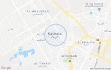 السلام عليكم ورحمة الله دار طابقين 100م بناء حديث درجه أولى طابو صرف للبيع كربلا