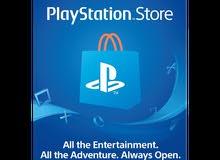 متوفر كروت PSN 10$ امريكي