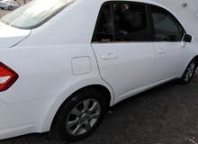 Nissan Tiida 2006 For sale - White color