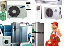 Refrigerate,Ac,Washing Machine Cooler Heater Sale Repair,Sale,Service, Fixing