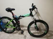 عجلة أو دراجة هوائية بحالة جيدة استعمال شهرين ونصف
