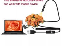 Endoscope USB Camera waterproof for Android phone + pc