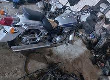 Buy a Used Kawasaki motorbike made in 2001