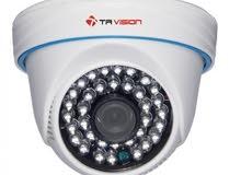 كاميرات مراقبة ب850 ريال مع شهادة البلديه