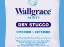 Dry Stucco Paint