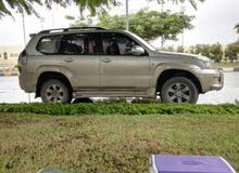 Toyota Prado 2007 For sale - Gold color