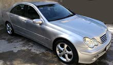 Mercedes C-Class Avantgarde 2005