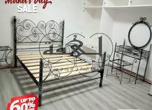 غرف نوم حديد فيرفورجيه