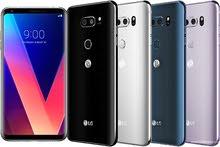 مطلوب LG V30 نظامين