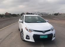 Automatic Toyota 2015 for sale - Used - Rustaq city