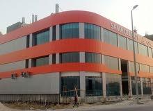 شركة عالم الانجاز للوجهات الحديثة الكلادينج والزجاج