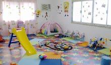 مطلوب مبنى يصلح كحضانة اطفال
