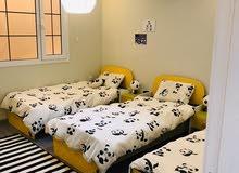 غرفة أطفال ثلاثية درجة أولي استعمال نظيف