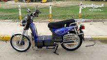 دراجة هارلي شحن