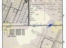 انا المالك أرض سكني تجاري المعبيله 2/5 مساحة 400 على شارع قار بسعر مغري 115 الف