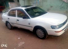 1997 Toyota Corolla for sale in Mansoura