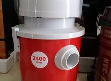 مكنسة كهربائية FANTOM فانتوم تركية الصنع 2400W واط