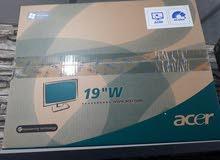 شاشة أصلية 19 انش LCD