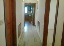 للبيع او ايجار شقة فارغة سوبر ديلوكس في منطقة ضاحية الامــير راشد 3 نوم مساحة 150 م² - ط ثاني