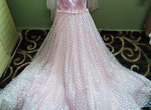 فستان للبيع نمر 40