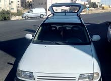 White Opel Astra 1995 for sale