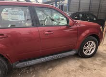 Automatic Red Ford 2010 for sale