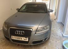 Audi A6 2008 for sale in Tripoli