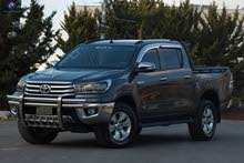 TOYOTA HILUX 2017 AUTOMATIC