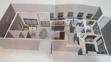 للبيع بسعر مناسب شقة أرضية عظم ارتفاع 5 متر للبيع في غزة